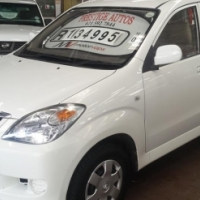2007 Toyota Avanza 1.5 SX, Only 120000km with Service History, Aircon, Powersteering