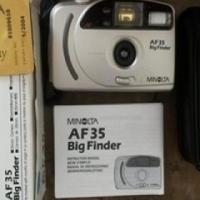 Antieke Minolta Kamera