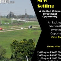 DURBAN INVESTMENT PROPERTY FOR SALE: (Industrial) 400sqm = R985 000 , Cato Ridge (West of Durban CBD