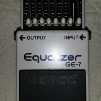 Boss GE7 (Guitar stomp-box)