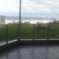 Beachfront Unit with 180 Degree Sea view