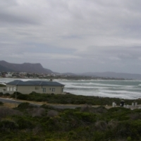 Ocean view plot of land for sale: Van Dyks Bay, Gans Bay near Hermanus