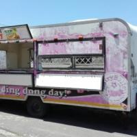 Mobile Caravan Shop for Sale