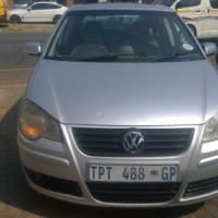VW POLO 1.9TDI  in good condition with leather interior for only R 68000 low km, good body and good