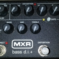 MXR M80 Bass DI and Distortion