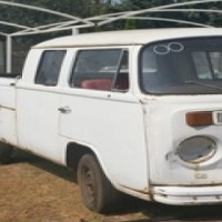 VW Crewcab for restoration