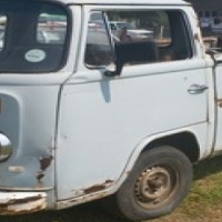 VW Single Cab Pick up for restoration