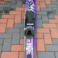 Enkel ski nog splinter nuut te koop