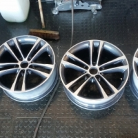 "The Wheel Shop.... 19"" BMW GT mags,  perfect fit for 1 series,  e36,  e46,  x1,  x3   etc"