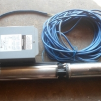 Borehole pump