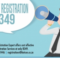For R349 - Company Registration