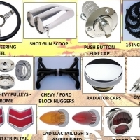 STREET ROD FACTORY PARTS & ACCESSORIES