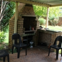 DULLSTROOM HOME IN SECURE COMPLEX - R800,000