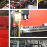 PRESS BRAKES GUILLOTINE PLASMA CUTTERS ETC ETC FOR SALE