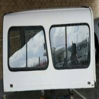 BEEKMAN MITSUBISHI L300 SINGLE CAB WHITE CANOPY FOR SALE!!!
