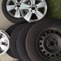 Mercedes Benz Vito wheels/mags & tyres