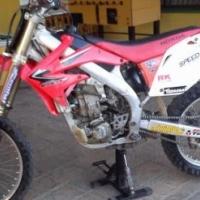 Honda CRF450 R