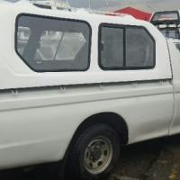 BRAND NEW MITSUBISHI COLT LWB HI-LINER WHITE CANOPY FOR SALE!!!