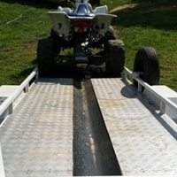 Superbike easy loader trailer for Sale