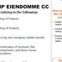 LNP EIENDOMME CC - We Need your property