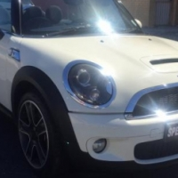 2010 Mini Cooper S - Convertible at a great deal, with low KM's!!!!!!