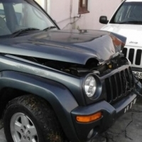 Jeep Cherokee 2.8 CRD Stripping for Spares