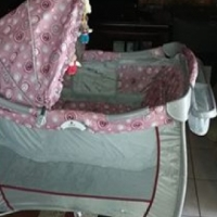 Camping Cot in excellent condition