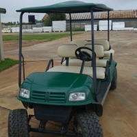 Golf Cart 6 seater, Electrical.