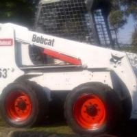 5 x Bobcat skidsteers for sale from 110k - 200k