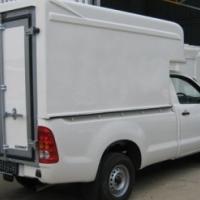 MK11 Courier Canopies / Bins