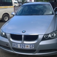 bmw e90 2007 manual 320 in good condition for cheap price good engine, good gear box, fsh e.t.c