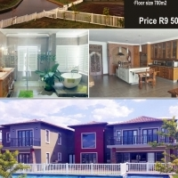 Dream house in The Island estate Hartbeespoort.