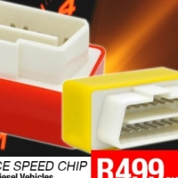 Plug and Drive Speed-OBD2 Performance Chip Tuning Box for Diesel & Petrol