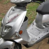 PGO 125cc T-Rex Scooter - R4,800