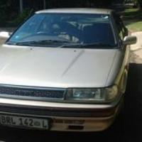 1993 Toyota Corolla 1.6 GLX Automatic
