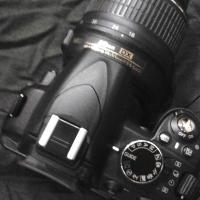 Nikon D3100 18-55 VR