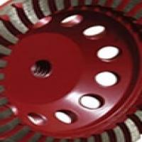 T7H Turbo cup diamond grinding wheel