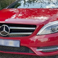 2013 Mercedes-Benz B180 CDI BE