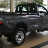 Toyota hi lux 2012 model