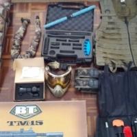 paintball gun tm15