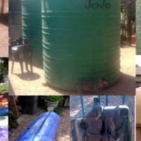 JoJo's all Plastic Water, Fuel Tank etc. Welding, Repair and Installation Services in Pretoria