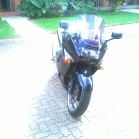 2001 Kawasaki zzr 1100 for sale