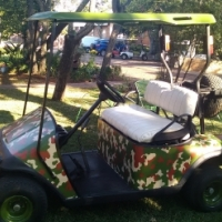 Ezgo Golf Cart (petrol)
