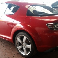 2006 Mazda RX8 for sale Immaculate condition and well driven Sunroof, leather interior, central lock
