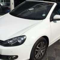 VW Golf cabriolet 1.4TSI Comfortline
