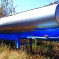 Ford 12 000L Stainless Steel