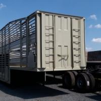 Fully refurbished Cattle trailer Link