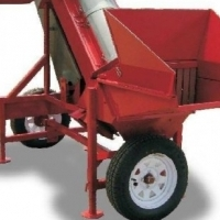 S522 New BPI Thresher 3 Point With Petrol Engine / Dorsmasjien 3 Punt Met Petrol Enjin (000A170A02)