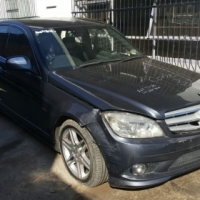 MERCEDES BENZ C200K STRIPPING FOR SPARES