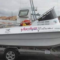 Fishing Skiboat Pavercat with 2 x 85 hp Yamaha Engines for sale  South Africa